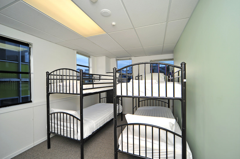Four bed bunk